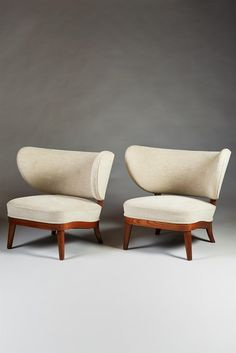 Lounge Chairs | Otto Schulz for Boet | 1940s