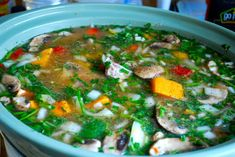 Bone Broth Soup To Heal Leaky Gut (Collagen-Rich For Cellulite Too!) | Organic Olivia