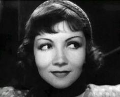 Claudette Colbert 1903-1996