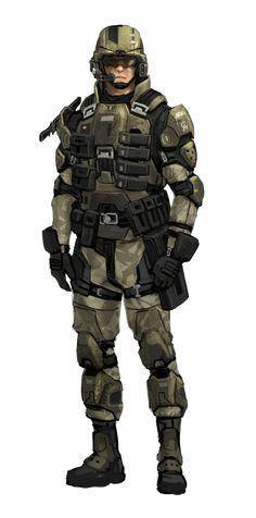 aliens colonial marines armor - Google Search