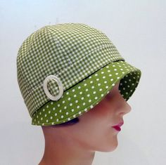 Design Your Own Summer Cloche Custom Made to by HatsWithAPast