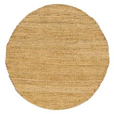 Acura Rugs Jute Bleach Area Rug: For the back room?