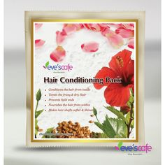 There are many hair conditioning products available in the market. Depends on your hair type you have to choose the best one. Evescafe provides a herbal Hair Conditioning Hair Pack for all types of hair. It helps to restore dry hair and reduce hair breakages. If you like to buy this Hair pack please visit - http://www.evescafe.in/shop/hair-care/30-hair-conditioning-hair-pack.html