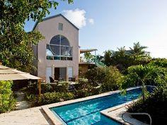VRBO.com #291341 - Pool + Grace Bay Beachfront on 6 Acres of Tropical Gardens; 325' of Beachfront