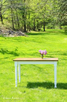 French Country Rustic Desk by PennRustics on Etsy