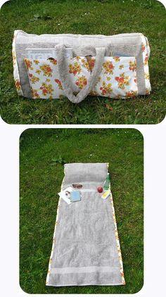Tote towel