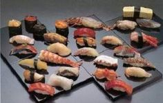 Diverse Sushi-recepten
