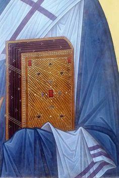 И Religious Icons, Religious Art, Icon Clothing, Medieval Books, Russian Icons, Church Interior, Best Icons, Byzantine Art, Art Icon