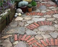 Incorporating this into my mosaic patio as well. Perfect with my wall!