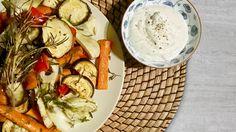 Ofengemüse: Fast jedes Gemüse ist als Ofengemüse absolut köstlich! Tipps finden Sie in unserem Blog!