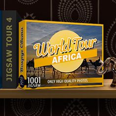 1001 Jigsaw World Tour Africa New Puzzle Games, Puzzles For Kids, Monuments, Videogames, Africa, Journey, Teen, Tours, History