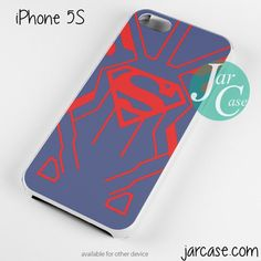 Superboy Blue Suit Phone case for iPhone 4/4s/5/5c/5s/6/6 plus