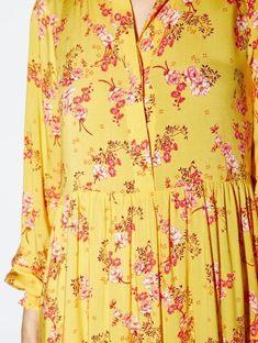 Streetwear, Sequin Gown, Tadashi Shoji, Zara Dresses, Kurti, Print Patterns, Look, Floral Tops, Sequins
