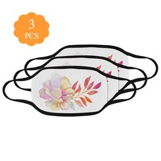 Put your mind at ease with this 3 pcs washable, reusable floral mouthmask deal.  It helps you to slow down the spread of possible viruses, while covering your nose and mouth, blocking respiratory droplets and particles that might infect you and the people around you. Super deal if you organise or attend a wedding. Great price to proctect your health or your loved ones.  Inspire by example  #mouthmaskfashion #floral #mouthmasksonline #mouthmaskpacks #mouthmaskdeals #mascaradelaboca #covid Bff Gifts, Gifts For Mom, Flu Mask, Mouth Mask Fashion, Mask Online, Pastel Purple, One Design, On Your Wedding Day, Best Mom
