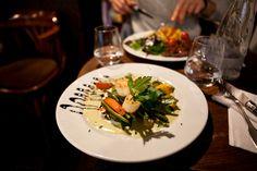 The Golden Bun   Fashion & Lifestyle blog based in Paris - Munich - Bozen: Restaurants in Paris  Le Gabin