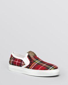 Studswar Flat Slip On Sneakers - Shane