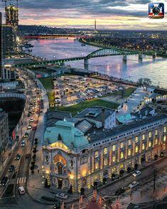 Belgrade Serbia, Wonderful Picture, Buddhist Temple, Big Ben, Paris Skyline, Places To Travel, Destination Wedding, Castle, World