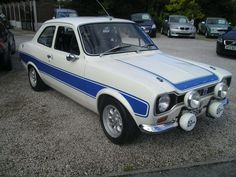 Mk1 Escort Escort Mk1, Ford Escort, Ford Classic Cars, Motor Car, Motor Vehicle, Cool Cars, Vehicles, Mk 1, Pictures