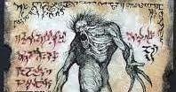 مخلوقات سكنت على هذه الأرض قبل البشر تسمى الحن والبن مخلوقات سكنت على هذه الأرض قبل البشر تسمى الحن والبن أغلبكم يعتقد أن ا Humanoid Sketch Creatures Art