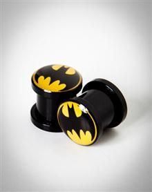 Batman Plug Set