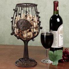 Wine Cork holder