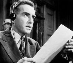 Montgomery Clift as Rudolph Petersen in Judgment at Nuremberg Old Movies, Great Movies, Judgment At Nuremberg, George Chakiris, Mutiny On The Bounty, Zorba The Greek, Celebrities Exposed, Montgomery Clift, Lawrence Of Arabia