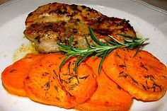CFSCC presents: EAT THIS!: Baked Pork Chops with Rosemary & Dijon