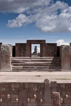 Bolivia  Tiwanaku                                                                                                                                                                                 Más