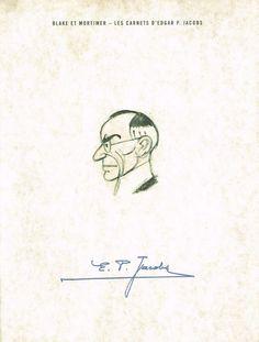 Blake et Mortimer -HS- Les Carnets d'Edgar P.