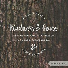 Ephesians 1:7