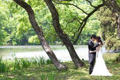 Photo:Yoshiyasu Shiba Hair&Make-up:Masumi Ishihara Flower:Happias Wedding Dress:Mariage Recipe Art Direction:Happias Wedding Producer:Hiroyuki Matsuura