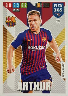 Fotbalové kartičky Fifa 365 XL 2018 Lionel Messi, Fc Barcelona, Manchester United, Real Madrid, Fifa, Philippines, Sports, Hs Sports, Sport