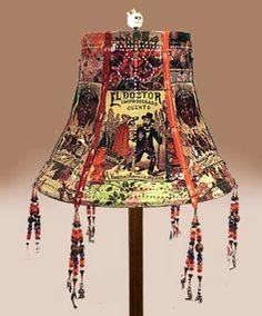 katherine oneil art... lamp shade