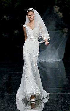 Vestito da sposa collezione Pronovias