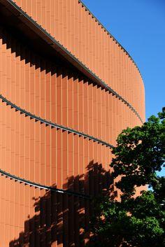 Värtaverket by Gottlieb Paludan Architects | Industrial buildings