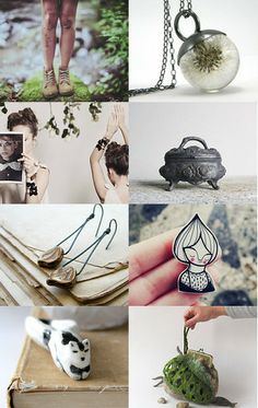 Full-time Spring by Dorota on Etsy--Pinned with TreasuryPin.com