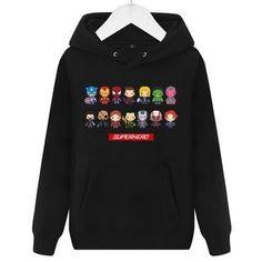 Marvel Heroes - Männer Hoodies #heroes #hoodies #manner #marvel,