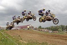 2011, SideCar Motocross World Championship, Chernivtsi, Ukraine