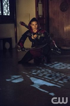 """Arrow -- """"The Magician"""" -- Image AR304b_0396b -- Pictured: Katrina Law as Nyssa al Ghul -- Photo: Cate Cameron/The CW -- © 2014 The CW Network, LLC. All Rights Reserved."""