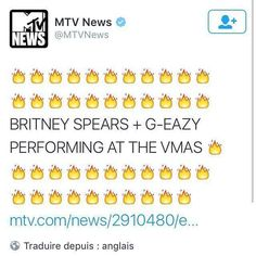 #BritneySpears Will perform at #vmas2016 All news on http://ift.tt/1vTcMU4 http://ift.tt/2bcVzOR