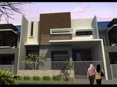 Desain Rumah Ukuran Tanah 10 X 20