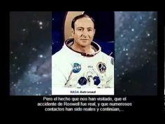 En entrevista radiofonica, el astronauta Edgar Mitchell afirma que hay vida extraterrestre.flv