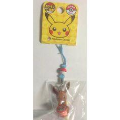 Pokemon Center Sendai 2012 Eevee Gyutan Mobile Phone Strap