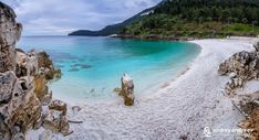 Marble Beach - Saliara,Thassos island in April, Northern Greece – Andrey Andreev
