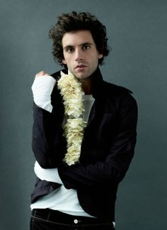 Mika so stunning - The Boy Who Knew Too Much promo photoshoot (by Julian Broad)