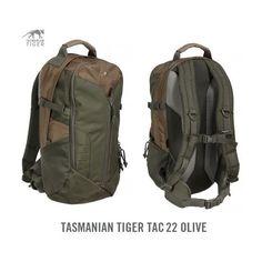 Tasmanian Tiger Tac Pack 22 Olive/Coyote - zaino - Zaini e sacche - Equipment