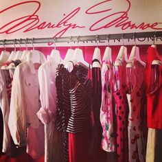 Marilyn Monroe Collection Now @ Macy's!...... Why couldn't Dillard's have gotten this!