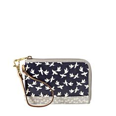Fossil Key-Per Wristlet...perfect for when you dont want to carry a whole purse!