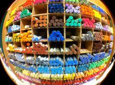 Pastels anyone? Pastels, My Love, Food, Products, Art, Art Background, Kunst, Meals, Yemek