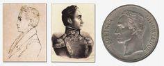 El perfil de Bolivar en las Monedas Venezolanas